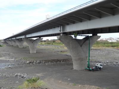 IDI - Pont mixte sur la riviere Saint-Étienne