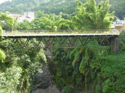 AMO - Pont métallique délaissé salazie