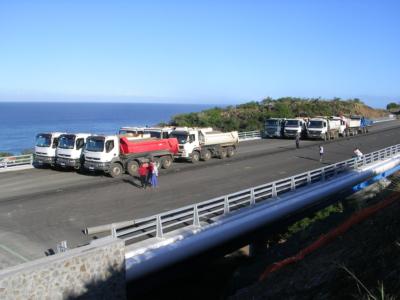 EPR - Route des Tamarins - Ravine des Avirons