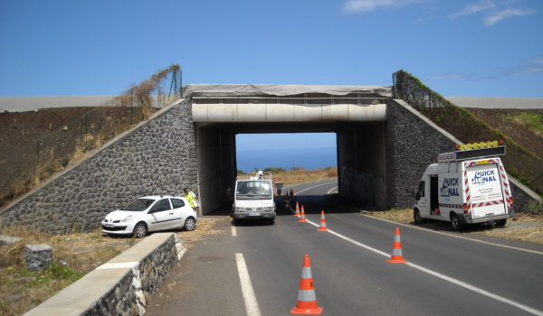 INS - Route des Tamarins 60 OA courants