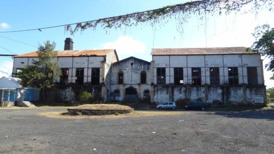DIAG - Ancienne usine sucrière de Pierrefonds
